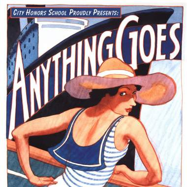 Anything Goes: CHS Spring Musical - March 16-18, 2018